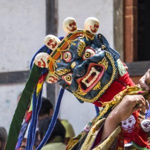 10-8-2014 Bhumtang - Tangbi Festival