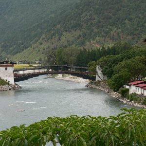 Punakha Dzg bridge